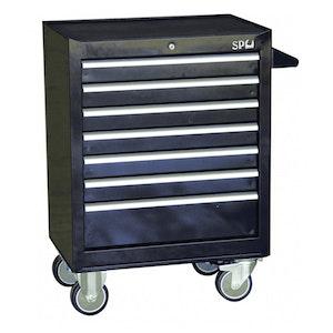 SP40104 Roller Cabinet 7 Drawer Custom Series SP40104