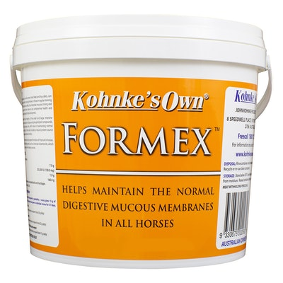 Kohnkes Own Formex Horse Digestive Supplement - 2 Sizes