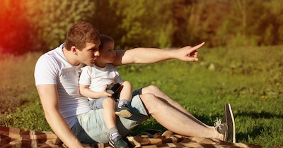 How do you know how to be a dad?