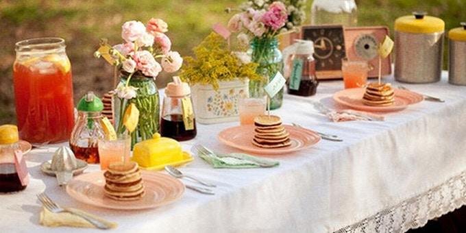 Creative Table Decorating Ideas