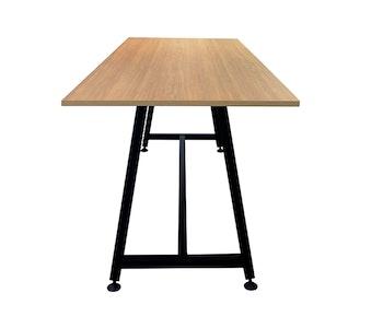 PRE ORDER - Mesa Bar Table - Silver Spec