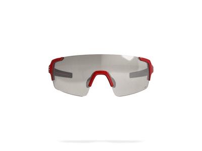 Fullview Sport Glasses - Photochromic Lens Glossy Metalic Red  - BSG-63PH-RE-NS