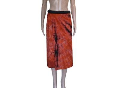 Tropic Wear Midi Sarong, Medium