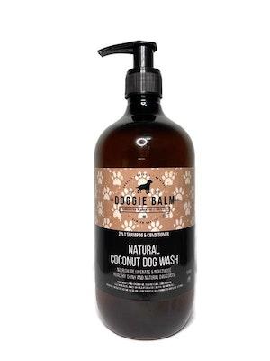 The Doggie Balm Co DoggieBalm Co. Natural Coconut Shampoo and Conditioner