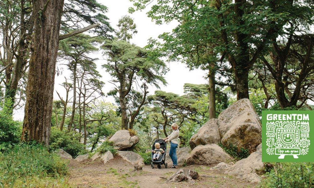 Greentom Upp | The Greenest Stroller on the Planet