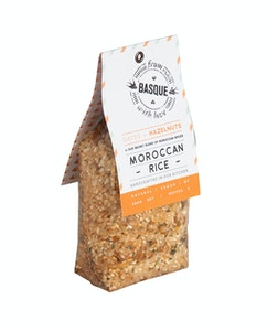 From Basque with Love Moroccan Rice Pudding