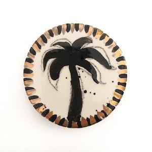 Caroline  C Palm Tree Port Hole