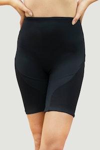 1 People Portland Biker Shorts in Onyx Black