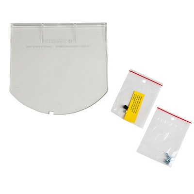 Transcat Replacement Cat Clear Flap with Magnet