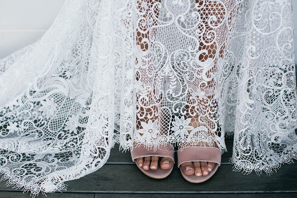 LENZO Byron Bay Wedding Fashion Accessories Boho