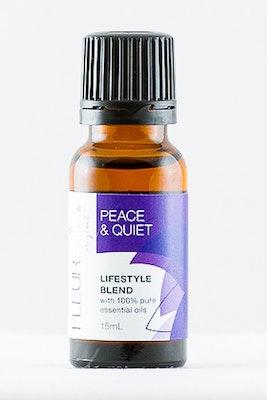 Fleurette Aromatherapy Peace & Quiet Lifestyle Blend