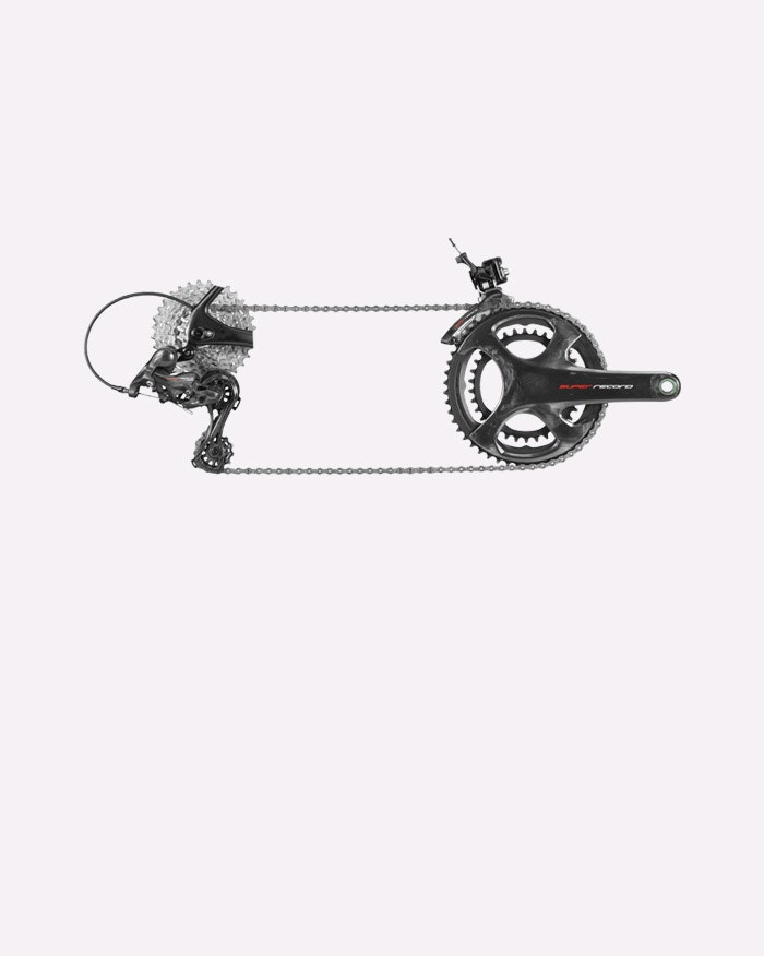 CAMPAGNOLO-GROUPSET