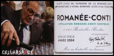 In the Cellar - with Laurent Rospars