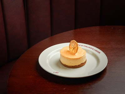 New York Baked Cheesecake ( For 2 )