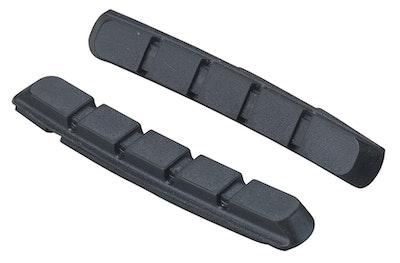 BBB V-Stop Brake Inserts Black (2 Pairs) BBS-06BK