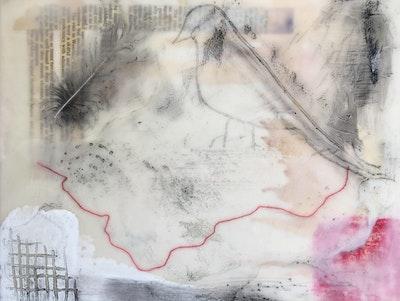 Tracy Stirzaker Lost & Found III - Original Artwork