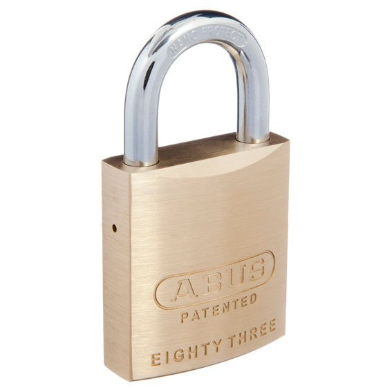 Abus Padlock Keyed To S43 Gas Key Victoria Specialty