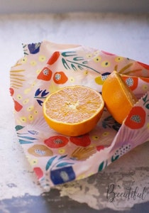 Beeutiful 2 Pack Beeswax Wraps | Lunch Box Pack