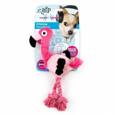 All For Paws Ultrasonic Flamingo