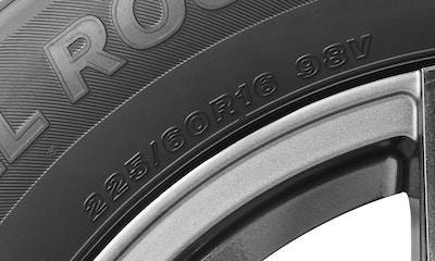 Tyre storage 101