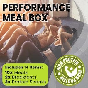 Performance Meal Box