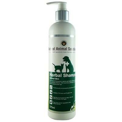 Natural Animal Solutions Nas Normal Animal Shampoo 375g