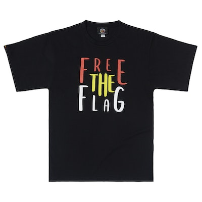 Clothing The Gaps       Free The Flag TEE