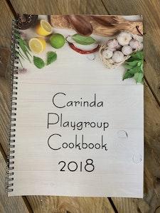 Carinda Playgroup Cookbook