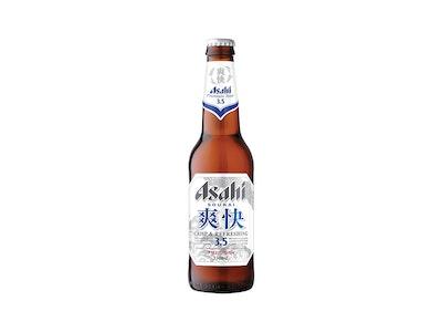 Asahi Soukai Premium 3.5% Bottle 330mL