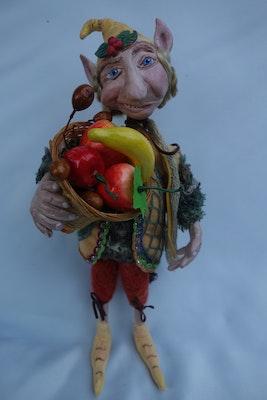 Bambole Designs FENNEK, Elf