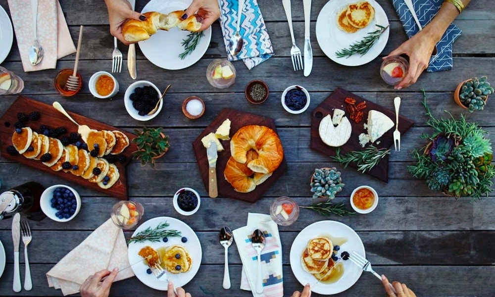 The Importance of Dining Together