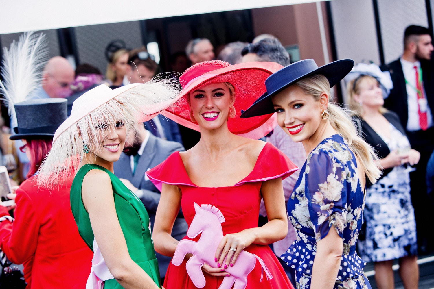 Hospitality Packages for 2019's Melbourne Cup Carnival