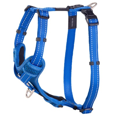 Rogz Control Harness Blue