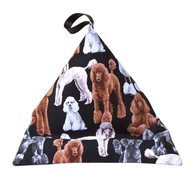 DIRECTLY TO YOU IN AUS  Poodles - Phone, Book, Kindle, Tablet Pillow Stand, Mini Beanbag 2021
