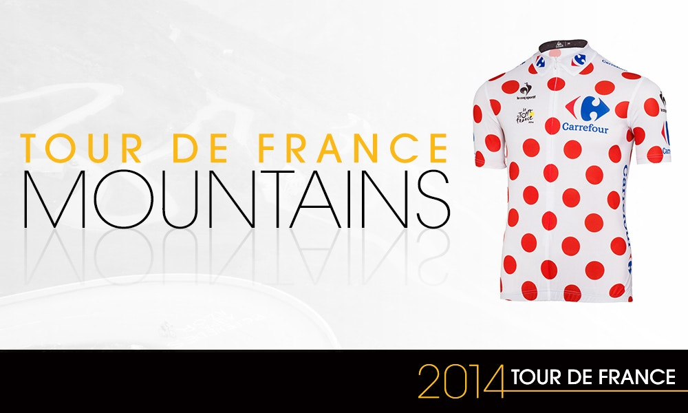 Sensational Summit Stages at the Tour de France 2014