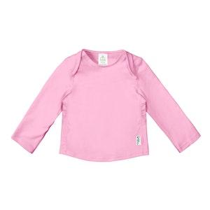 i play. Easy-On Rashguard Shirt-Light Pink