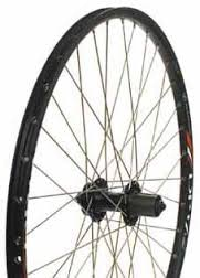 Wheel 26 RearQ/release disc brake, Wheel Sets