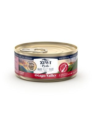 ZiwiPeak Ziwi Peak Canned Provenance Otago Valley Wet Cat Food