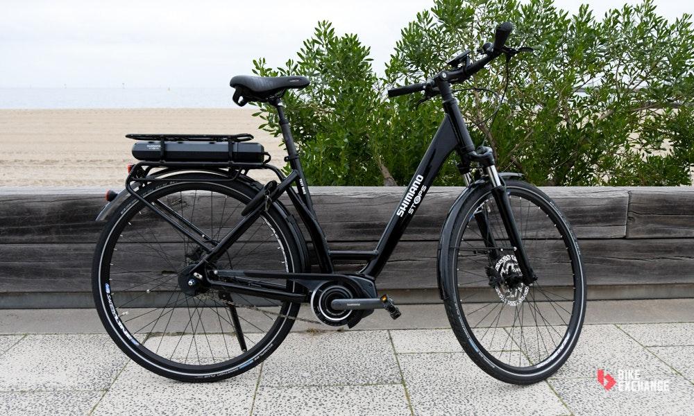 Shimano Steps E6000 & Bosch Active E-Bike Systems Compared