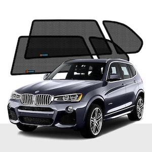 BMW Car Shade - X3 2nd Gen F25 2011-2017