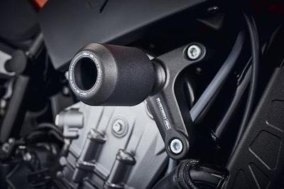 KTM 890 Duke R 2020 - Onwards Evotech Performance Crash Bobbins