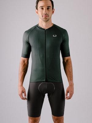 Taba Fashion Sportswear Camiseta Ciclismo Hombre Aventurina