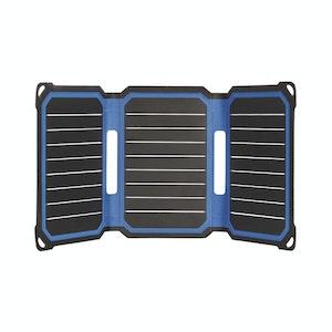 Matson Solar Panels 12v 1amp / 5v 2amp 14w Foldable Regulated Water Resistant