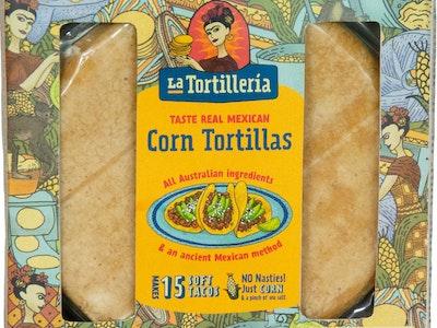 Corn Tortillas 330g