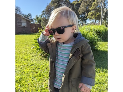 Jumply Baby & Toddler Flex-Frame Sunglasses