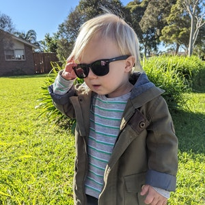 Jumply Baby & Toddler Flex-Frame Sunglasses