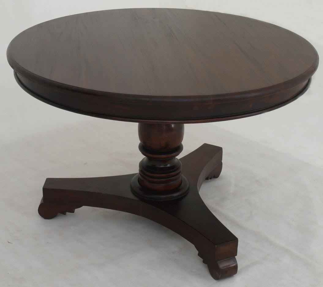 CT Round Dining Table - 120mm