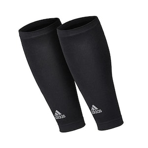 Adidas Compression Arm Sleeves Cover Basketball Sports Elbow Support S/M - Black