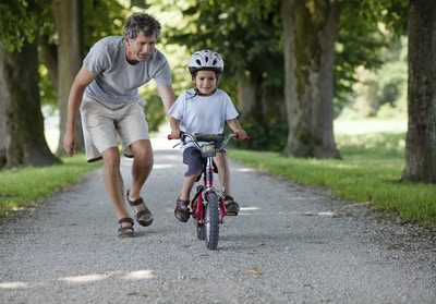Ten Tips For Kids Learning To Ride A Bike