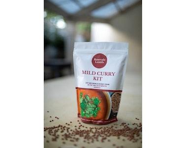 Rosevale Lentils Mild Curry Mix 220g